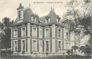 """95 Val D'oise / CPA FRANCE 95 """"Sannois, château de Cernay"""""""