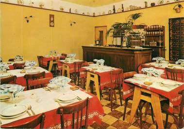 """/ CPSM FRANCE 62 """"Saint Omer, au Petit Saint Pierre, café restaurant"""""""