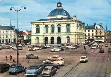 "/ CPSM FRANCE 62 ""Saint Omer, l'hôtel de ville"""