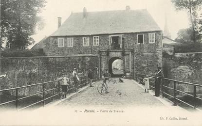 """/ CPA FRANCE 08 """"Rocroi, porte de France"""""""