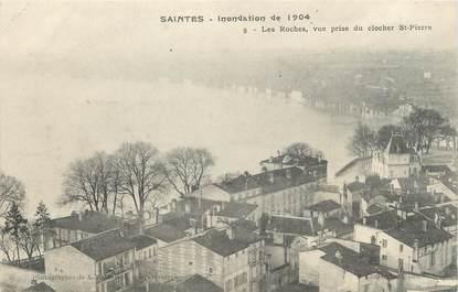 "/ CPA FRANCE 17 ""Saintes"" / INONDATION DE 1904"