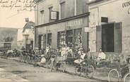 "77 Seine Et Marne CPA FRANCE 77 ""Malnoue, Restaurant Maison CORNET, Hotel du TCF"""
