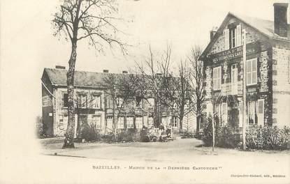 """/ CPA FRANCE 08 """"Bazeilles, maison de la dernière cartouche """""""
