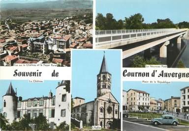 """/ CPSM FRANCE 63 """"Cournon d'Auvergne"""""""