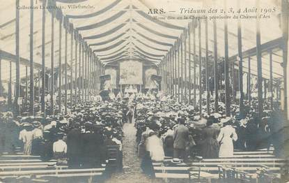 """CPA FRANCE 01 """"Ars, 1905"""""""