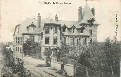 """/ CPA FRANCE 08 """"Vouziers, le château Lacorre"""""""