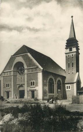 """/ CPSM FRANCE 08 """"Rethel, église Saint Rémi avant 1940"""""""