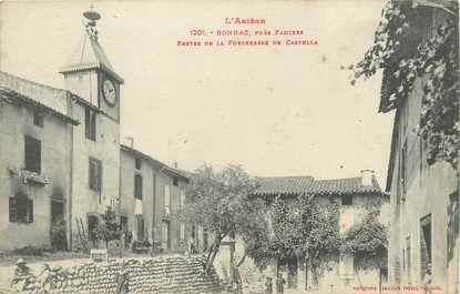 """/ CPA FRANCE 09 """"Bonnac près Pamiers"""""""