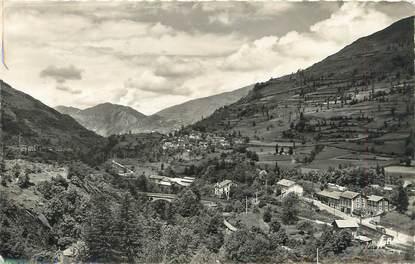 """/ CPSM FRANCE 09 """"La Castele, vue sur le village de Perles"""""""