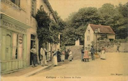 """CPA FRANCE 01 """"Coligny, le bureau de Poste"""""""