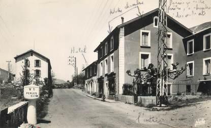 """/ CPSM FRANCE 09 """"Le Castelet, hôtel Maury"""""""