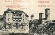 """09 Ariege / CPA FRANCE 09 """"Foix, Hostellerie de la Barbacane du château"""""""