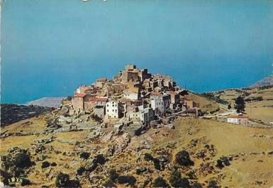 "/ CPSM FRANCE 20 ""Corse, Saint Antonino, village Maure"""