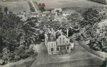 """/ CPSM FRANCE 72 """"Châteauneuf sur Sarthe, château de la Roche Verouillière"""""""