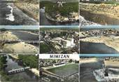 "40 Lande / CPSM FRANCE 40 "" Mimizan  plage """