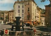 """30 Gard / CPSM FRANCE 30 """"Le Vigan, place du Quai"""""""