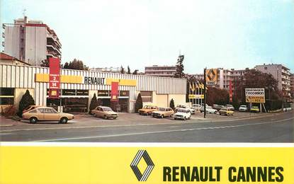 """/ CPSM FRANCE 06 """"Cannes, Renault"""""""