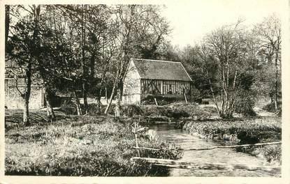 """/ CPSM FRANCE 89 """"Bleneau, le vieux moulin"""""""