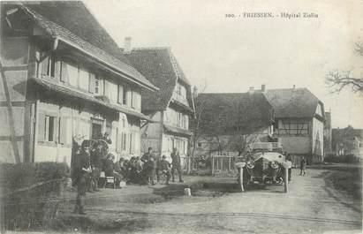"""/ CPA FRANCE 68 """"Friessen, hôpital Zislin"""""""