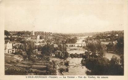 "/ CPA FRANCE 86 ""L'Isle Jourdain, la vienne"""