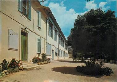 """/ CPSM FRANCE 06 """"Saint Vallier de Thiey, paradis des enfants, colonie de la ville de Cannes"""""""