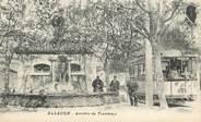 "13 Bouch Du Rhone CPA FRANCE 13  ""Allauch, arrivée du Tramway"""