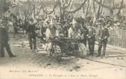 """13 Bouch Du Rhone CPA FRANCE 13  """"Aubagne, le triomphe de l'Auto"""""""