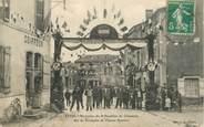 """55 Meuse CPA FRANCE 55 """"Etain, Réception du 8eme Bataillon des Chasseurs"""""""