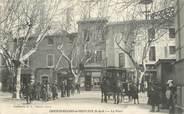 """13 Bouch Du Rhone CPA FRANCE 13 """"Chateaurenard,  la Place"""""""