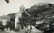 """04 Alpe De Haute Provence / CPSM FRANCE 04 """"Bras d'Asse, place de l'église"""""""