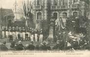 """22 Cote D'armor / CPA FRANCE 22 """"Saint Brieuc, inauguration du monument Baratoux"""""""