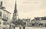 """21 Cote D'or / CPA FRANCE 21 """"Meursault, l'église"""""""
