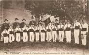 """13 Bouch Du Rhone CPA FRANCE 13 """"Pelissanne, groupe de farandoles et tambourinaires"""""""