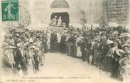 """13 Bouch Du Rhone CPA FRANCE 13 """"Saintes Maries de la Mer, procession du 25 mai"""""""