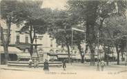 "81 Tarn / CPA FRANCE 81 ""Castres, place Nationale"""