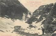 """09 Ariege / CPA FRANCE 09 """"Aulus Les Bains, passage du Col d'Espagne"""""""