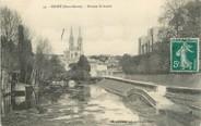 """79 Deux SÈvre / CPA FRANCE 79 """"Niort, donjon Saint André"""""""