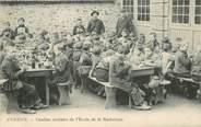 """27 Eure CPA FRANCE 27 """"Evreux, cantine scolaire de l'Ecole de la Madeleine"""""""
