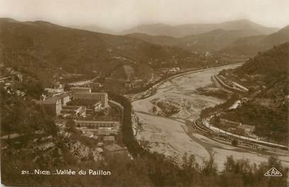 "/ CPA FRANCE 06 ""Nice, vallée du Paillon"""