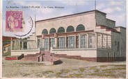 """66 PyrÉnÉe Orientale / CPA FRANCE 66 """"Canet Plage, la casino municipal"""""""