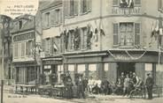 """27 Eure CPA FRANCE 27 """" Pacy sur Eure, les Fêtes 1913, Restaurant"""""""