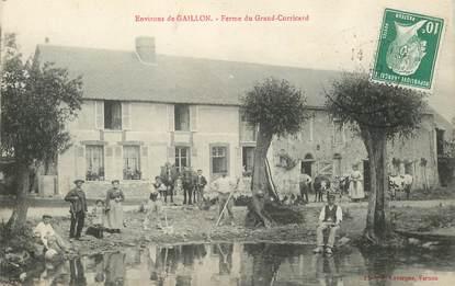 "CPA FRANCE 27 "" Environs de Gaillon, Ferme du Grand Corricard"""