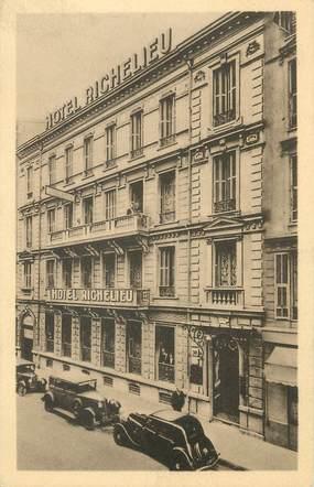 "/ CPA FRANCE 06 ""Nice, hôtel Richelieu"""