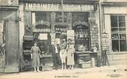 """18 Cher CPA FRANCE 18 """"Sancoins, Imprimerie Bouquin Robin"""""""