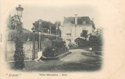 "/ CPA FRANCE 06 ""Villa Masséna, Nice"""