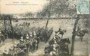 "59 Nord CPA FRANCE 59 ""Denain, Grève de 1906, place Gambetta"""