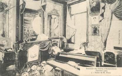 """CPA FRANCE  59 """"Armentières, les Grèves,  1903"""""""