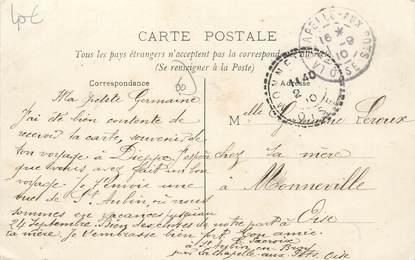 Cpa france 60 saint aubin en bray route d 39 espaubourg for Liste communes oise