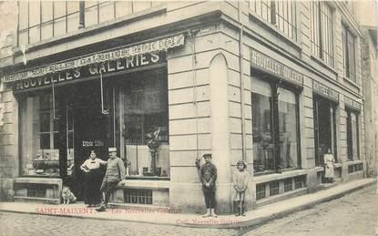 """CPA FRANCE 79 """"Saint Maixent, les Nouvelles Galeries"""""""