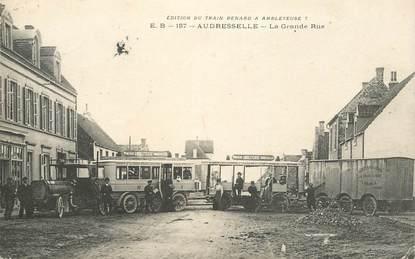 """CPA FRANCE 62 """"Audresselle, la grande rue"""" / AUTOMOBILE"""